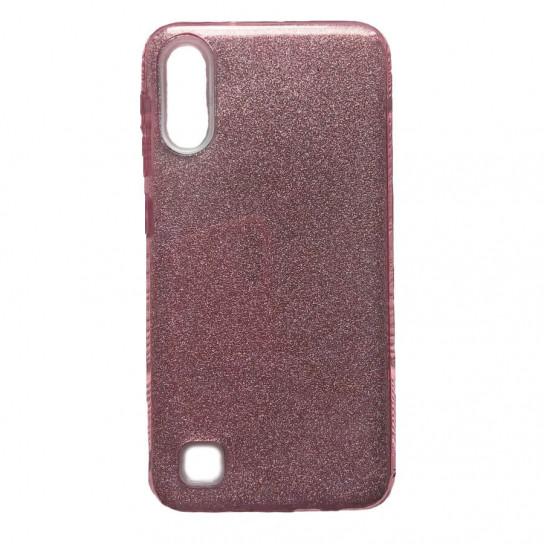 Чехол-накладка Shine для Samsung Galaxy M10 Розовый