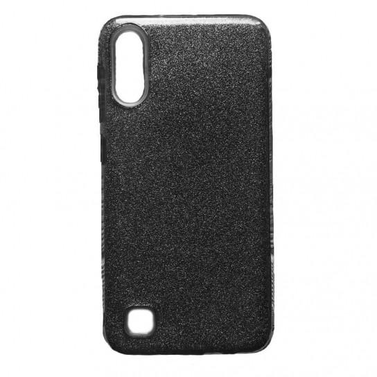 Чехол-накладка Shine для Samsung Galaxy M10 Черный