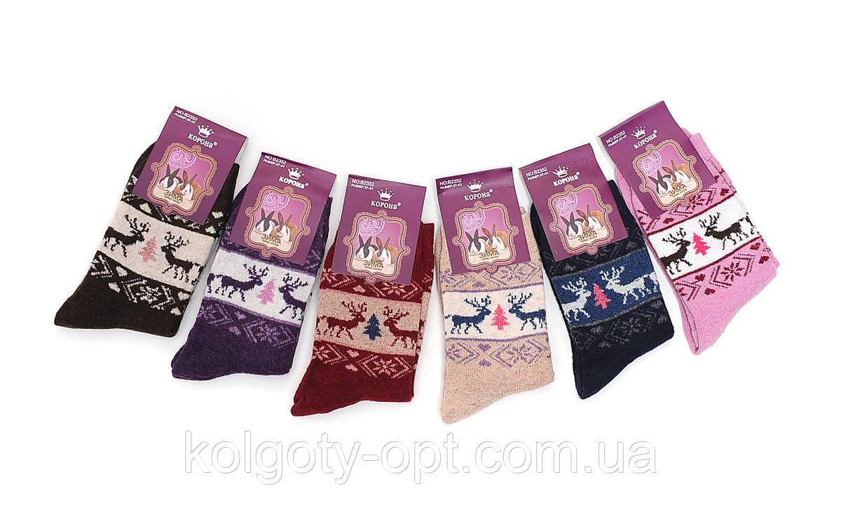Женские носки ангора Термо