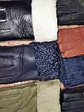 Теплые меха женские перчатки Angel  только оптом, фото 2