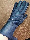 Теплые меха женские перчатки Angel  только оптом, фото 3