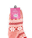 Носки женские шерстяные утепленные мехом Термо, фото 4