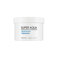Пилинг-диски (пады) Missha Super Aqua Smooth Skin Peeling Pad, фото 1