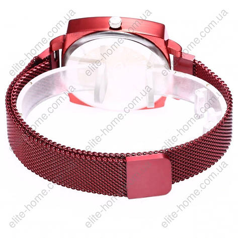 """Жіночі наручні годинники на магнітній застібці """"Rinnady"""" (золотистий), фото 2"""
