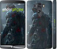 "Чехол на LG G3 dual D856 Альтрон ""2816c-56"""