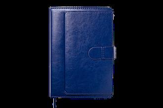 Ежедневник датированный 2020 EPOS, A6, 336 стр., т-синий