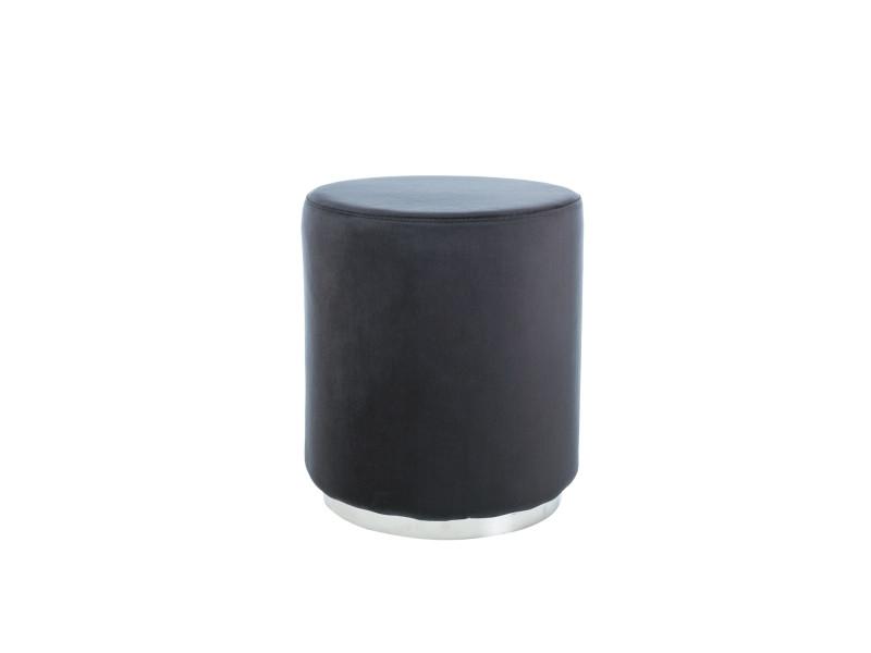 Пуф Furla Silver Signal черный