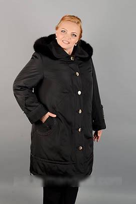 Женская зимняя куртка 50-60р