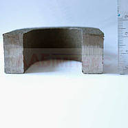 Магнит U-образный лабораторный зерновой, фото 2