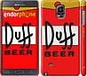 """Чехол на Samsung Galaxy Note 4 N910H Duff """"2814c-64"""""""