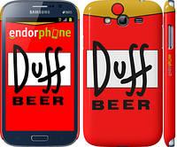 "Чехол на Samsung Galaxy Grand Duos I9082 Duff ""2814c-66"""