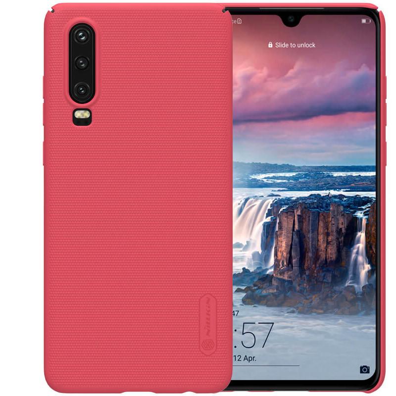 Чехол Nillkin Matte для Huawei P30 Красный