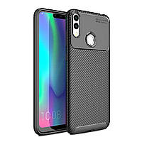 Чехол Carbon Case Honor 8C Черный