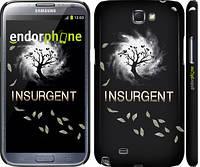 "Чехол на Samsung Galaxy Note 2 N7100 Дивергент 2: Инсургент ""2813c-17"""