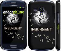 "Чехол на Samsung Galaxy S3 mini Дивергент 2: Инсургент ""2813c-31"""