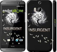 """Чехол на HTC One M8 Дивергент 2: Инсургент """"2813c-30"""""""