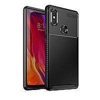Чехол Carbon Case Xiaomi Mi 8 Se Черный