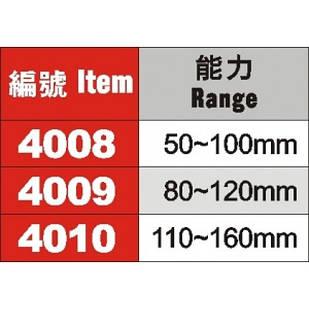 Клещи для установки поршневых колец 110-160мм