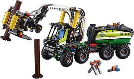 Конструктор ЛЕГО Техник LEGO Technic Лесозаготовительная машина 42080