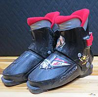 Ботинки лыжные БУ Nordica SUPER  JUNIOR черный 19,5