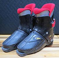 Ботинки лыжные БУ Nordica SUPER  JUNIOR черный 21.5