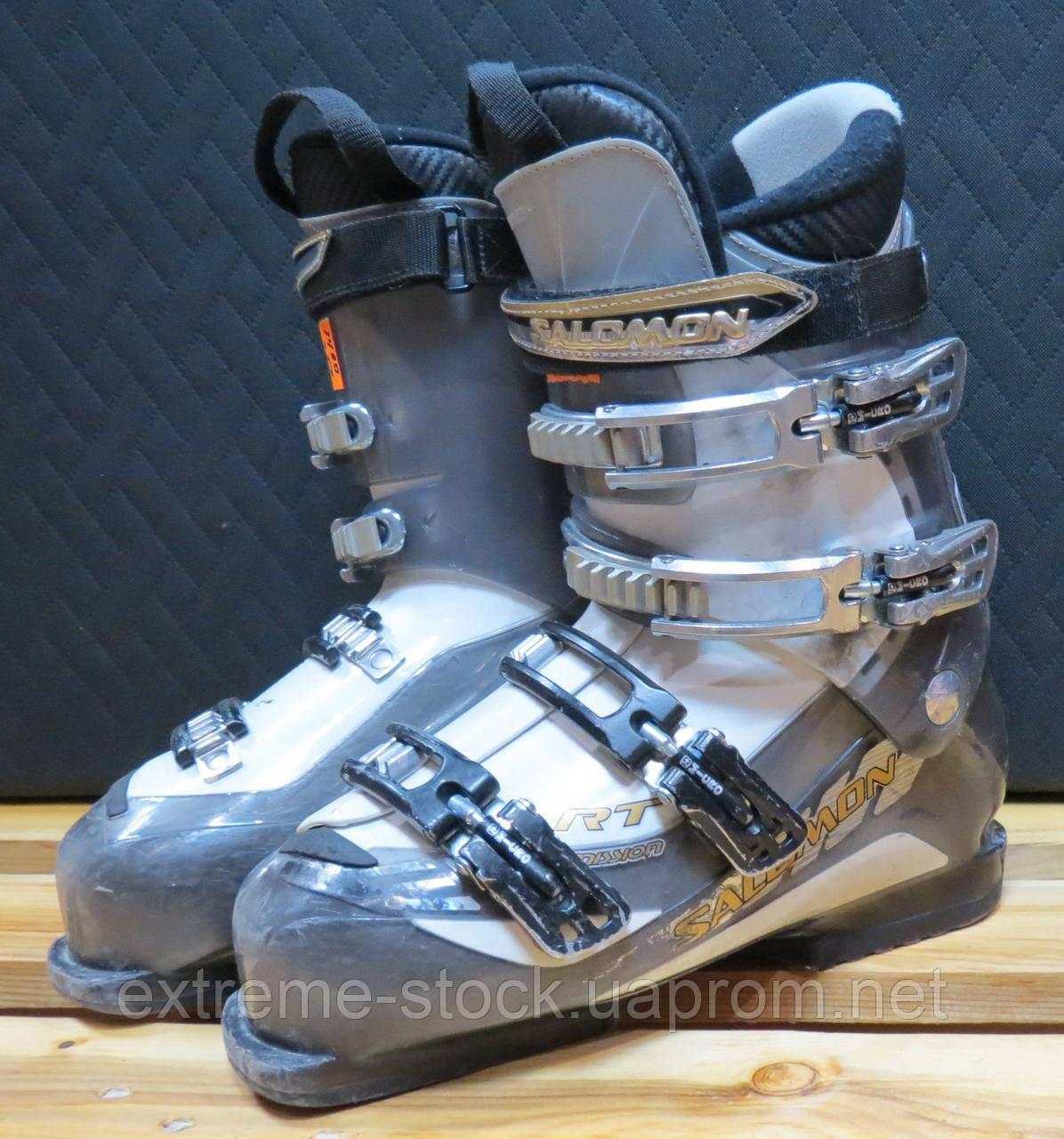 Ботинки лыжные БУ Salomon MISSION RT 36