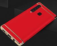Чехол Joint Series для Samsung Galaxy A9 (2018) Красный