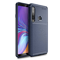 Чехол-накладка iPaky Kaisy Series для Samsung Galaxy A9 (2018) Синий