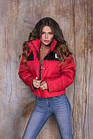 Стильная женская осенняя куртка