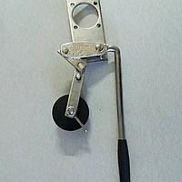 Натяжитель ремня привода роторной косилки
