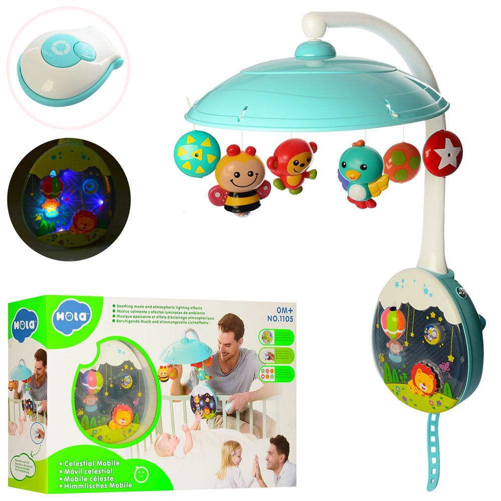 Мобиль с радиоуправлением Hola Toys 1105 Celestial Mobile