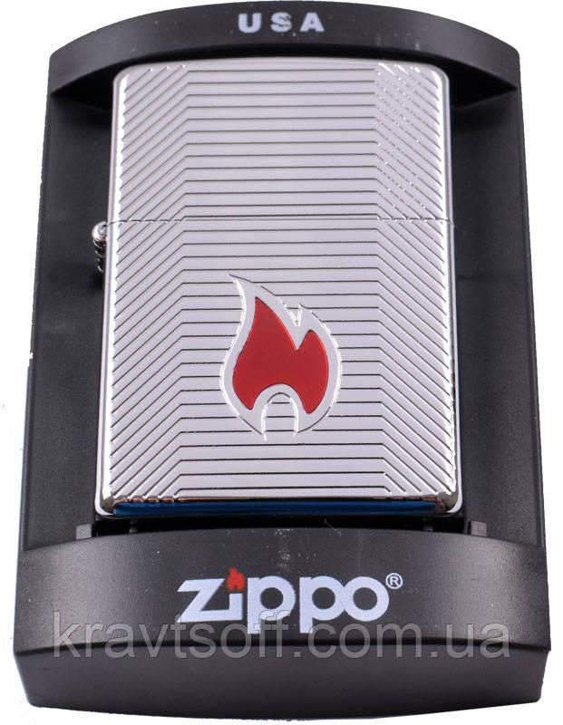 Зажигалка бензиновая Zippo Пламя №4236