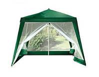 Тент шатер с москитной сеткой UP 3 х 3 м