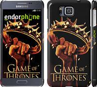 "Чехол на Samsung Galaxy Alpha G850F Игра престолов 2 ""441c-65"""