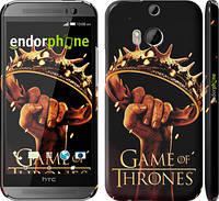 """Чехол на HTC One M8 Игра престолов 2 """"441c-30"""""""
