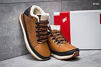 Мужские зимние кроссовки New Balance 754, коричневые