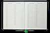 Еженедельник датированный 2020 SALERNO, A4, 136 стр. коричневый, фото 2
