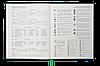 Еженедельник датированный 2020 SALERNO, A4, 136 стр. коричневый, фото 5