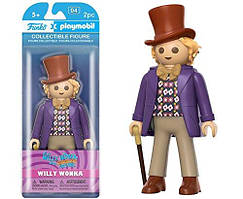 Фигурка Вилли Вонка и шоколадная фабрика Funko Playmobil: Willy Wonka