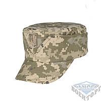 Кепка армейская мазепинка с гербом MM14