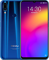 Глобальная версия Meizu Note 9 4/64 с чехлом и защитной пленкой