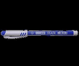 """Ручка кулькова """"пиши-стирай"""" Stealth, синій, 0.7 mm"""