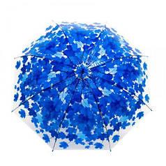 """Зонт """"Осень"""" (синий) CEL-258"""