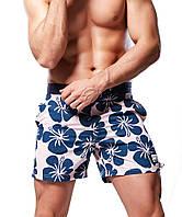 Пляжные мужские шорты Sutd- №5253