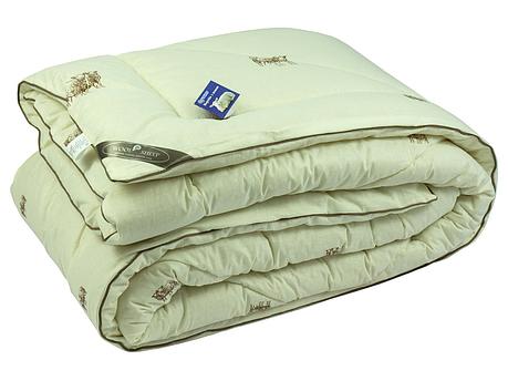 Одеяло шерстяное Руно SHEEP зимнее 140х205 полуторное, фото 2