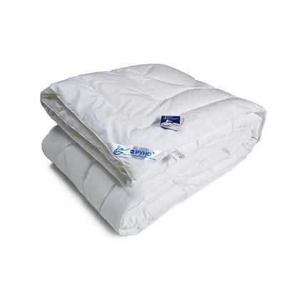 Одеяло лебяжий пух Руно тик зимнее 172х205 двуспальное, фото 2