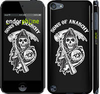 "Чехол на iPod Touch 5 Sons of Anarchy v1 ""2510c-35"""