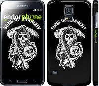 "Чехол на Samsung Galaxy S5 g900h Sons of Anarchy v1 ""2510c-24"""