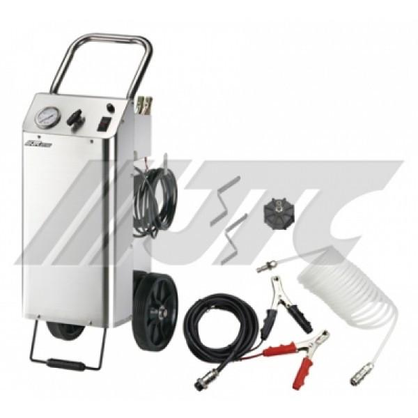 Установка для прокачки тормозов с электроприводом (12V DC)