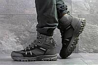 Мужские зимние кроссовки Under Armour, черные